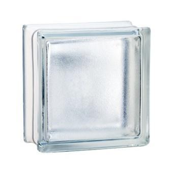 Luksfer pustak szklany 198 Clear Frosted E 60 EI 15 La Rochere