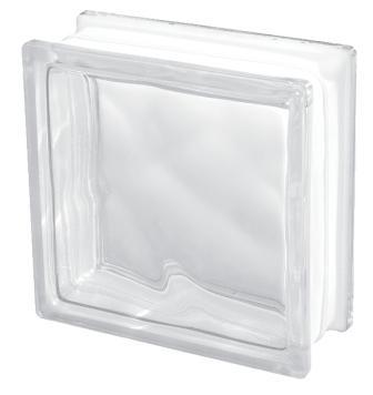 Pustak szklany luksfer 1919/8 Wave E 60 Seves Basic