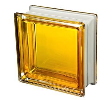 Pustak szklany luksfer Q19 Topazio T Met Seves Design