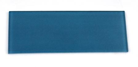 Błękit paryski płytka wykończeniowa do luksferów